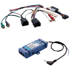 Pac Rp4-Gm31 All-In-One Radio Replacement And Steering Wheel Control Interface (For Select Gm Vehicles With Canbus)