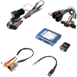Pac Rp5-Gm31 All-In-One Radio Replacement And Steering Wheel Control Interface (For Select Gm Vehicles With Onstar)