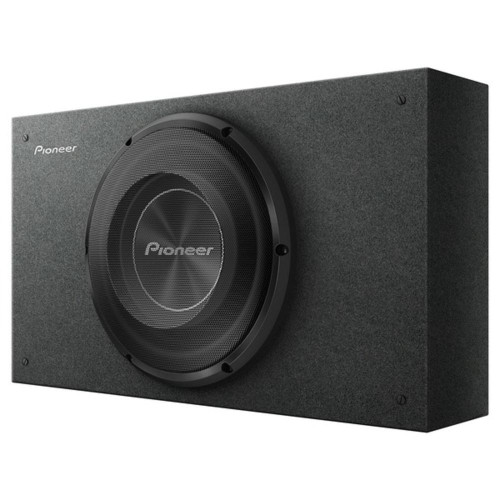 Pioneer Ts-A2500Lb A-Series Shallow-Mount Pre-Loaded Enclosure (10-Inch Subwoofer)