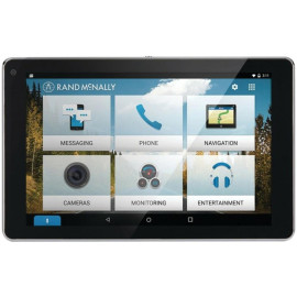 Rand Mcnally 528021214 Overdryve Rv Tablet With Built-In Dash Cam And Free Lifetime Maps