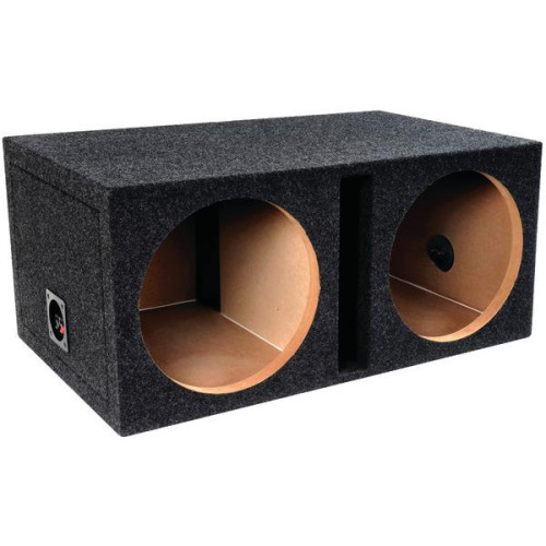 """Bbox Series Dual Vented Enclosure With Shared Chamber (12"""")"""