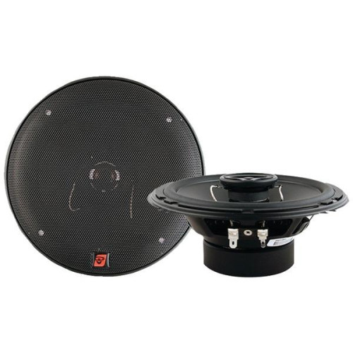 """Xed Series Coaxial Speakers (2 Way, 6.5"""")"""
