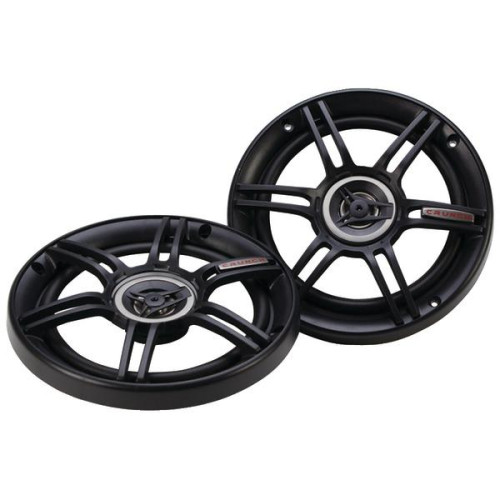 """Cs Series Speakers (6.5"""" Shallow Mount, Coaxial, 300 Watts)"""