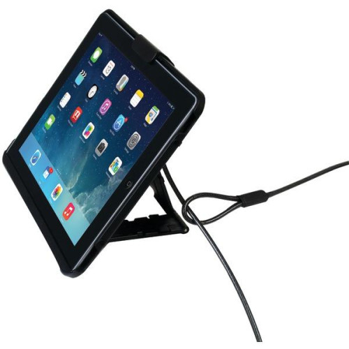 Antitheft Case With Built-In Stand For Ipad(R)