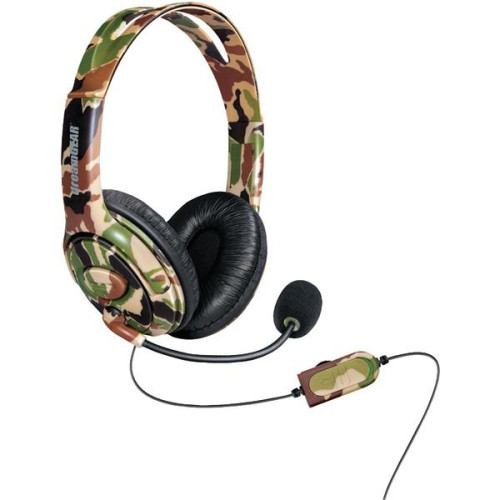 Wired Headset With Microphone For Xbox One(R) (Camo)