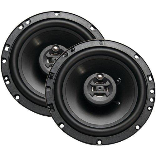 """Zeus(R) Series Coaxial 4Ohm Speakers (6.5"""", 3 Way, 300 Watts Max)"""
