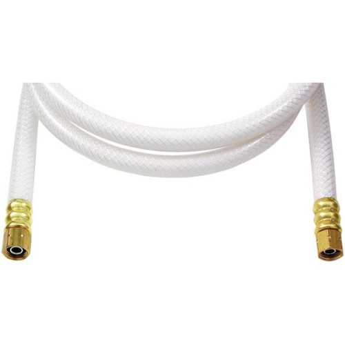 "Poly-Flex Ice Maker Connectors (5 Ft X 1/4""; Lead-Free Poly)"