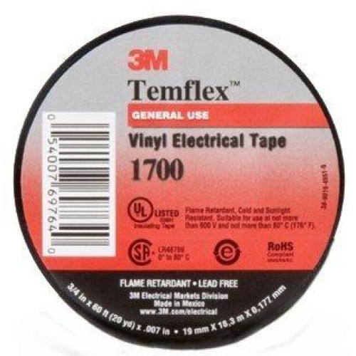 1 Roll Electrical Tape