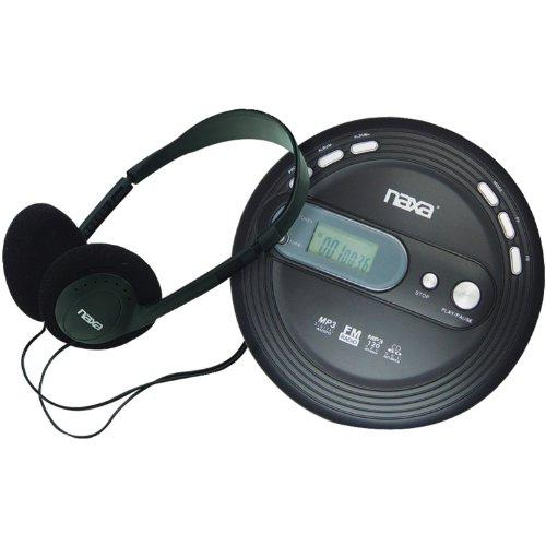 Slim Personal Mp3/Cd Plyr