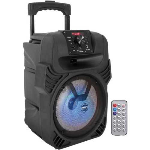 Portable Bluetooth(R) Pa Speaker And Microphone System