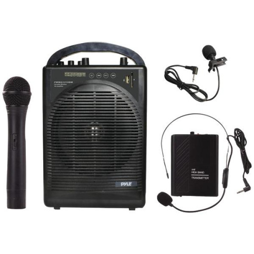 Portable Bluetooth(R) Amp & Microphone System
