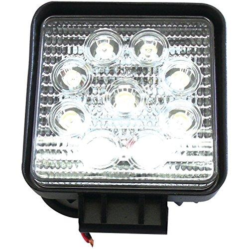 4In Square 27W Leds