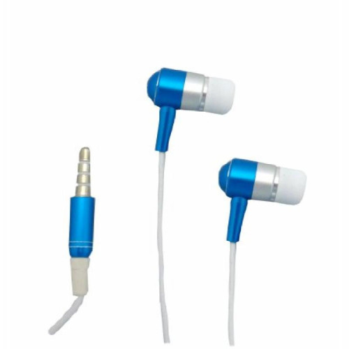 Replacement stereo headset with Mic / headphones - Blue
