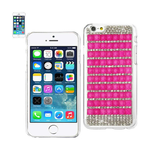 3D DIAMOND PROTECTOR COVER FOR IPHONE 6 4.7INCH CHECKERED