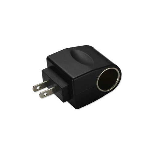 AC TO DC ADAPTER 650MA BLACK