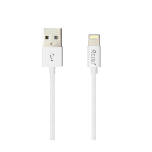 3FT MFI Apple Certified Cable for iphone5 white