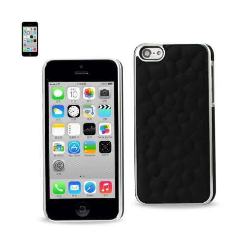 PLATING PC + TPU COVER WITH BUBBLE PATTERN IPHONE5C