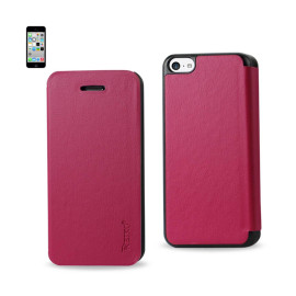 FITTING Case iphone5C HOT PINK