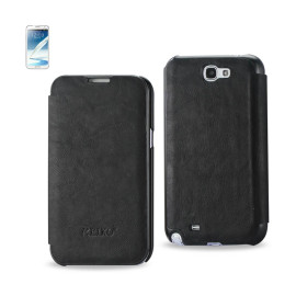 FITTING Case with one card holder SAMSUNG NOTE II N7100 BLAC