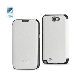 FITTING Case with one card holder SAMSUNG NOTE II N7100 WHIT