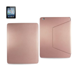 FITTING CASE TRAPEZOID CLIP IPAD3 GLOVE LEATHER PINK
