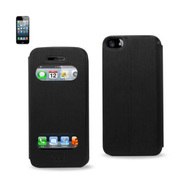 FITTING CASE WITH TPU MATERIAL IPHONE5 BLACK