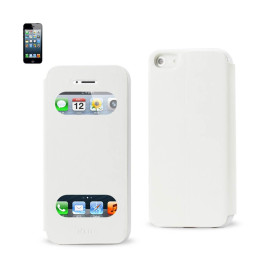 FITTING CASE WITH TPU MATERIAL IPHONE5 WHITE