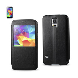 FITTING CASE WITH TPU MATERIAL SAMSUNG GALAXY S5 BLACK