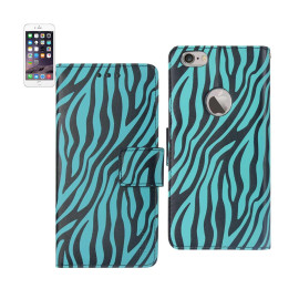 WALLET CASE 3 IN 1 FOR IPHONE6 plus 5.5inch ZEBRA PATTERN