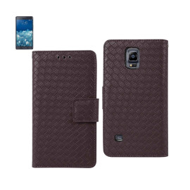WALLET CASE 3 IN 1 FOR Samsung Galaxy Note Edge BRAIDED