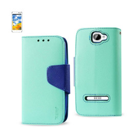 WALLET CASE 3 IN 1 FOR BLU DASH 4.5/D310 GREEN
