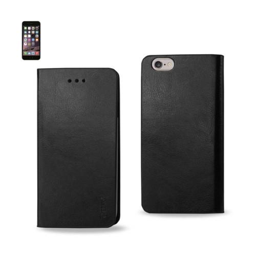 FLIP CASE WITH CARD HOLDER FOR IPHONE6 PLUS 5.5inch BLACK