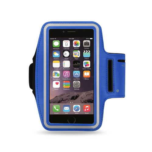 SPORT ARMBAND FOR UNIVERSAL 5.5INCH DEVICES NAVY