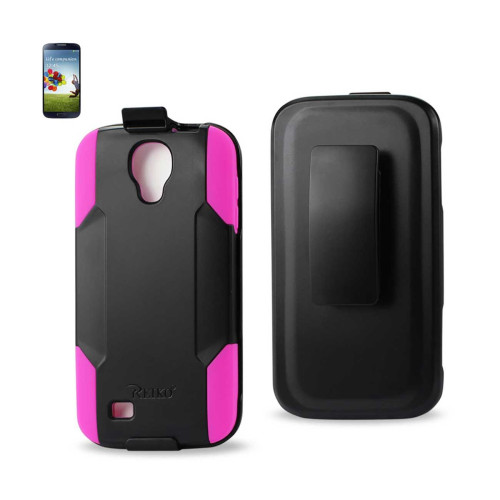 Silicone Case + Protector Cover Samsung GALAXY S4