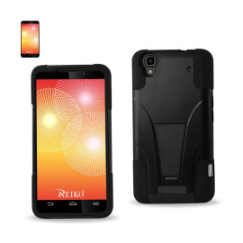 Silicon Case+Protector case For ZTE MAX N9520