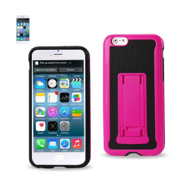 Horizontal and vertical kickstand case IPHONE6 plus 5.5inch