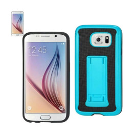 Horizontal and vertical kickstand case for SAMSUNG GALAXY S6