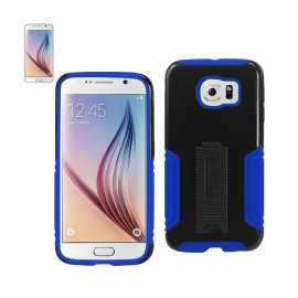 HYBRID CASE with Kickstand for SAMSUNG GALAXY S6