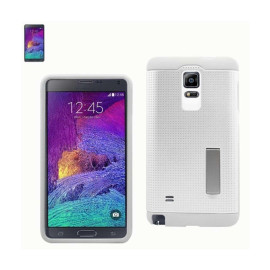 HYBRID CASE WITH MINI KICKSTAND SAMSUNG GALAXY NOTE4 N910V,
