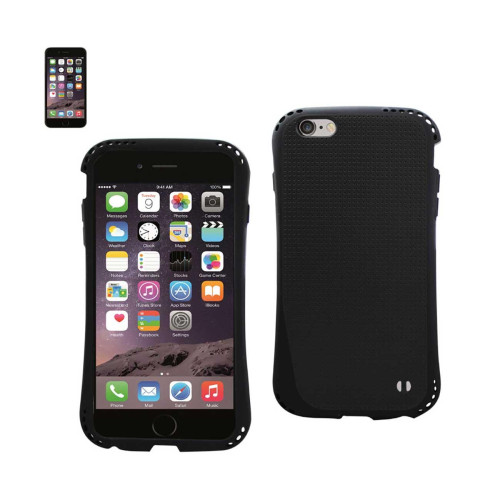DUAL COLOR TPU CASE FOR IPHONE 6 PLUS 5.5INCH BLACK