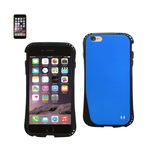 DUAL COLOR TPU CASE FOR IPHONE 6 PLUS 5.5INCH NAVY