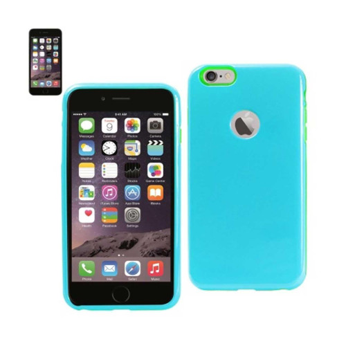 Dual Layer Protector Cover TPU+PC iPhone6 plus 5.5inch Blue