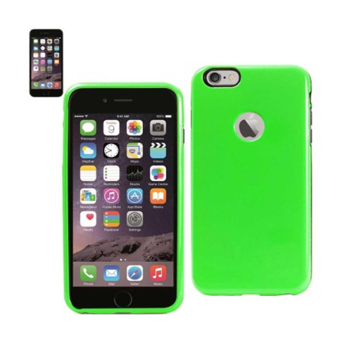 Dual Layer Protector Cover TPU+PC iPhone6 plus 5.5inch Green