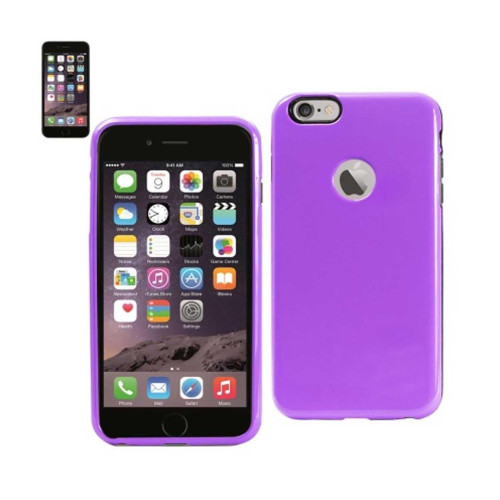 Dual Layer Protector Cover TPU+PC iPhone6 plus 5.5inch Purpl