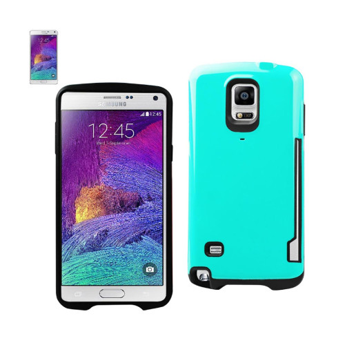 Dual Color TPU+PC COVER FOR SAMSUNG GALAXY NOTE 4 N910V,