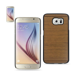 Wood Pattern Protector Cover for SAMSUNG GALAXY S6/