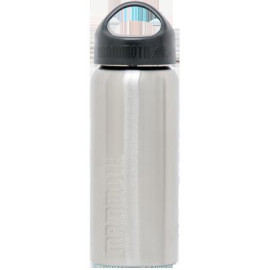 Vacuum Stainless Bottle w/ Lid, 17 oz.