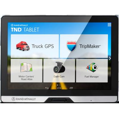 TND Tablet, Trucker's GPS/Android Tablet