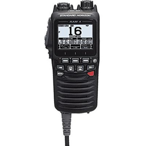Remote Mic/Control, Wired, RAM4