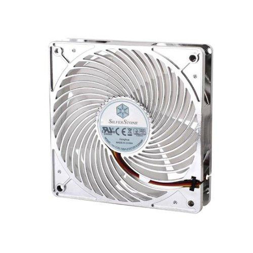 Retail Fan With Red Led Light, 120*120*25Mm, 1500Rpm , Fdb, Air Penetrator